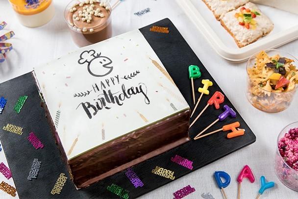 Geburtstagsparty Naschkatzen Package