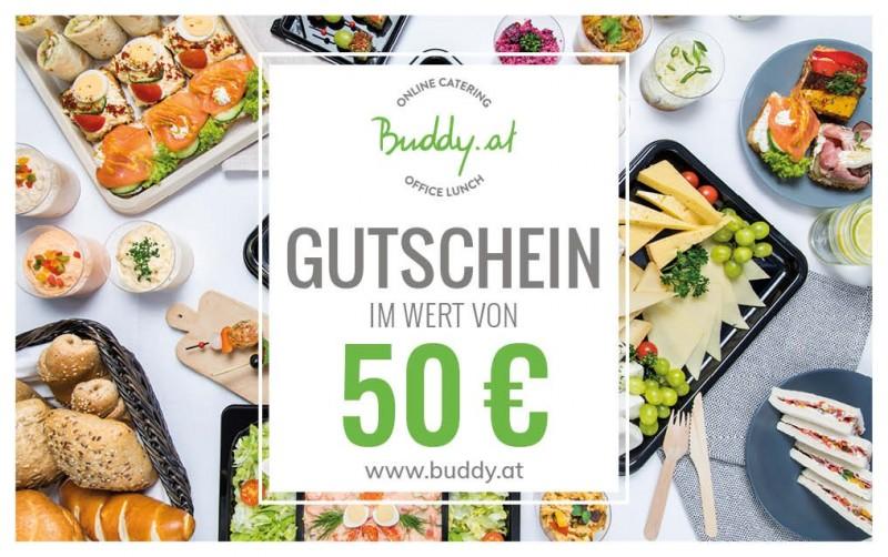 Buddy Gutschein € 50,-