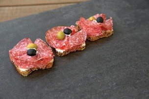 Mailänder Salami
