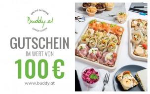 Buddy Gutschein € 100,-