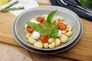 Gnocchi con Pesto alla Genovese
