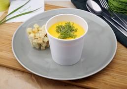 Karotten-Ingwersuppe