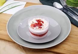 Erdbeerjoghurtcreme