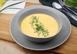 Süßkartoffel-Cremesuppe