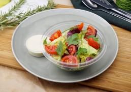 Blattsalat Fritz mit Creamy Italiendressing