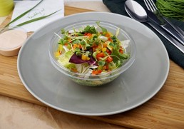 Blattsalat Werner mit Cocktaildressing