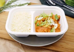 Butter Chicken mit Basmatireis