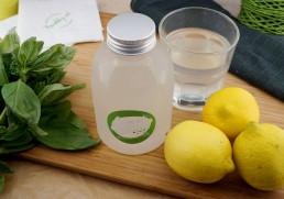 Grantscherben Limonade