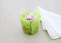 Heidelbeer Muffin mit Zimt-Crumble