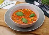 Italienische Gemüse-Minestrone