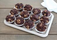 Buddys Schokoladen-Walnuss Muffins