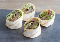 Wraps Roastbeef & Dijonsenf