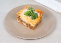 Butter Chicken Lasagne