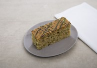 Urkorn-Kürbiskernkuchen