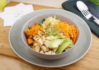 Spicy Maya Chicken Bowl